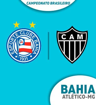 Bahia X Atlético-MG  - Entrada permitida à partir das 17h