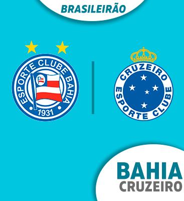 Bahia X Cruzeiro - Entrada permitida à partir das 15h