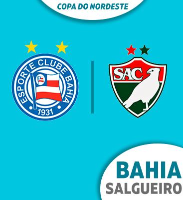 Bahia X Salgueiro