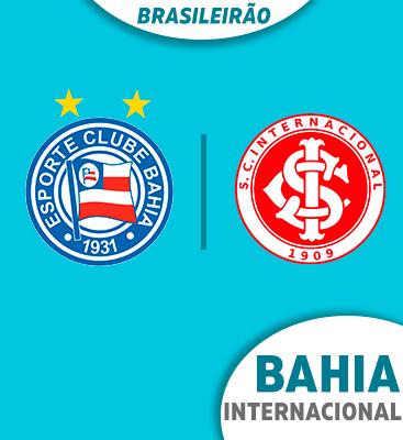 Bahia X Internacional