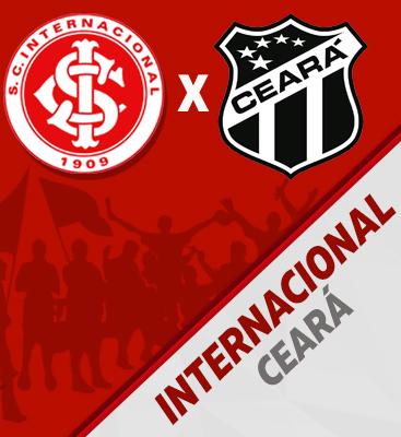 Internacional X Ceará