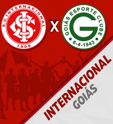 Internacional X Goiás