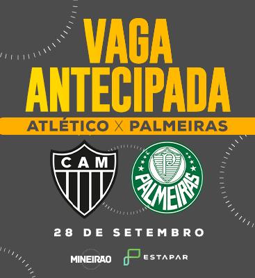 Atlético Mineiro x Palmeiras