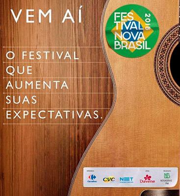 Festival Nova Brasil