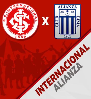 Internacional X Alianza Lima