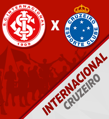 Internacional X Cruzeiro