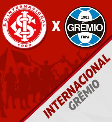 Internacional X Grêmio