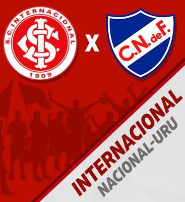 Internacional X Nacional-URU