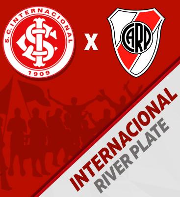 Internacional X River Plate