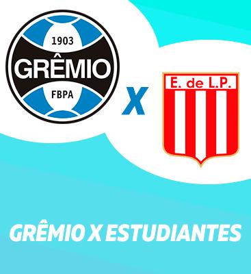 Grêmio X Estudiantes