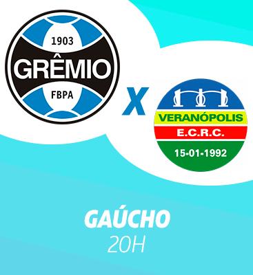 Grêmio X Veranópolis