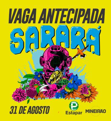 Festival Sarará - Entrada permitida a partir das 09h