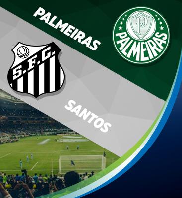 Palmeiras X Santos