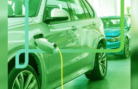 Carros elétricos europa recorde de venda